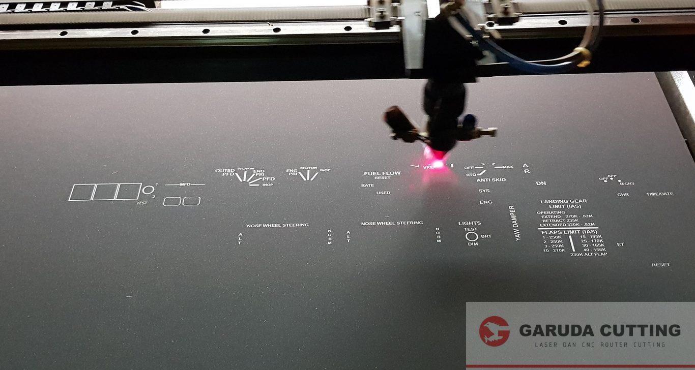 Jasa Potong, Grafir & Ukir Mesin Laser