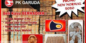 PROMO NEW NORMAL GARUDA CUTTING 2020